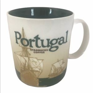 2011 Starbuck Portugal Global Collector Icon Serie